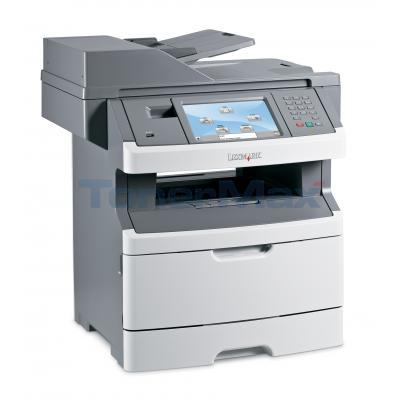 Lexmark X-466de